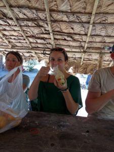 Lunch tijdens Jungle tour Chiang Mai 3