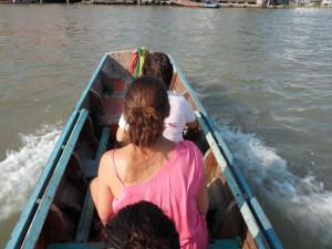 varen naar eilandje bkk