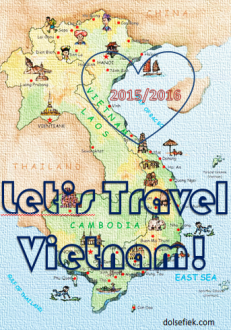 Lets travel Vietnam